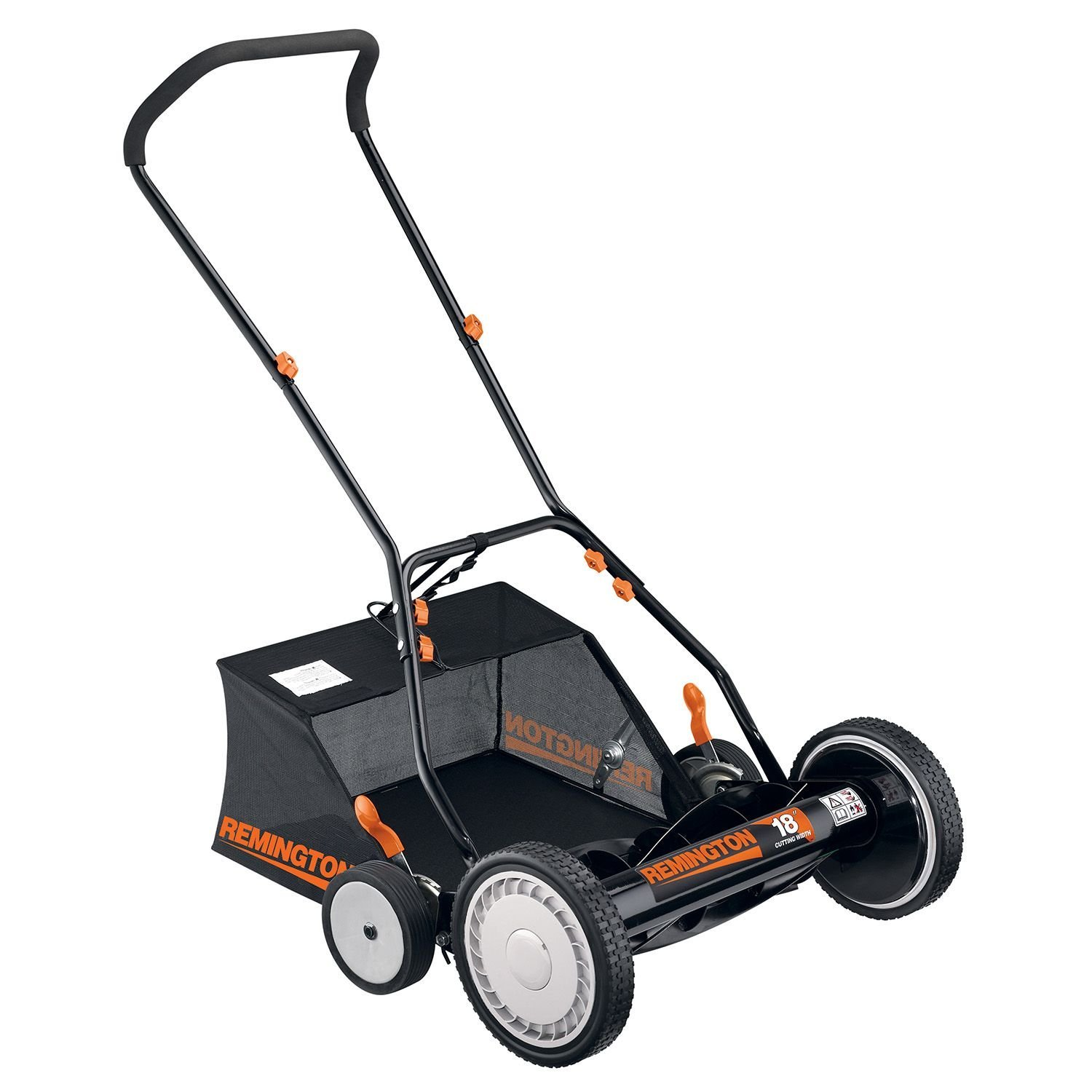 18-Inch Reel Push Mower
