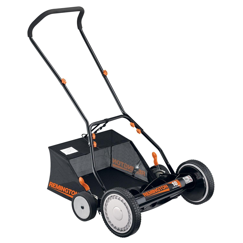 18-Inch Reel Push Mower