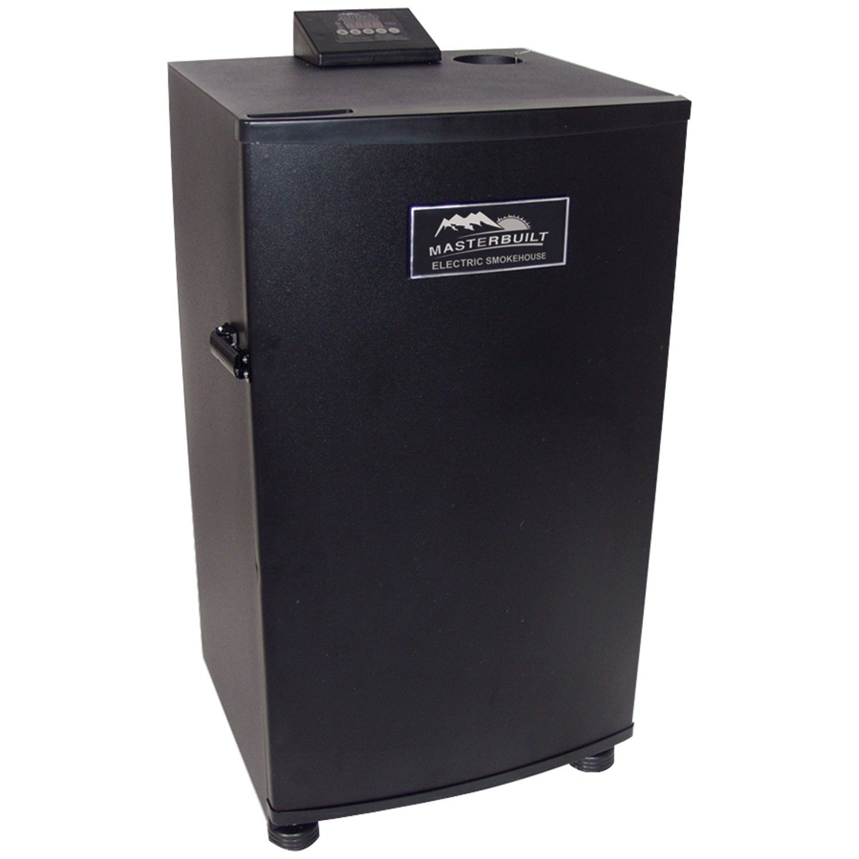 30-Inch Black Electric Digital Smoker