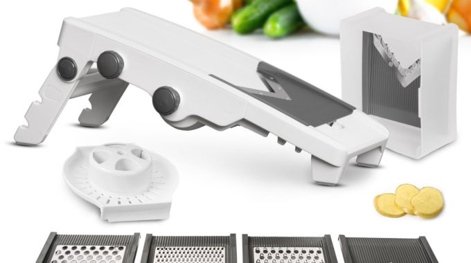 Top 3 Best Mandoline Slicer Reviews 2017