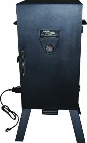 Electric Analog Smoker