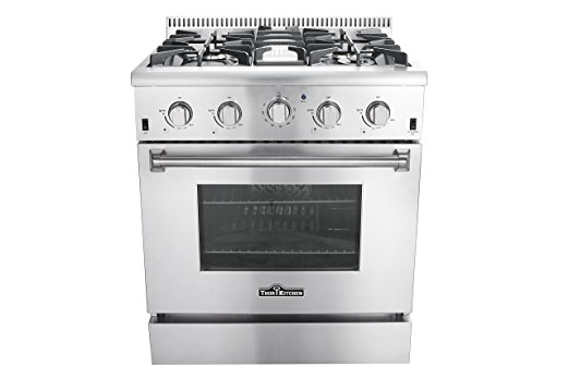 Top 3 Best Gas Ranges Reviews 2017