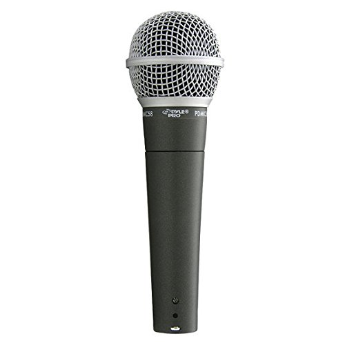 Professional-Moving-Coil-Dynamic-Handheld-Microphone