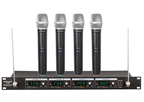 VHF-Wireless-Microphone-System
