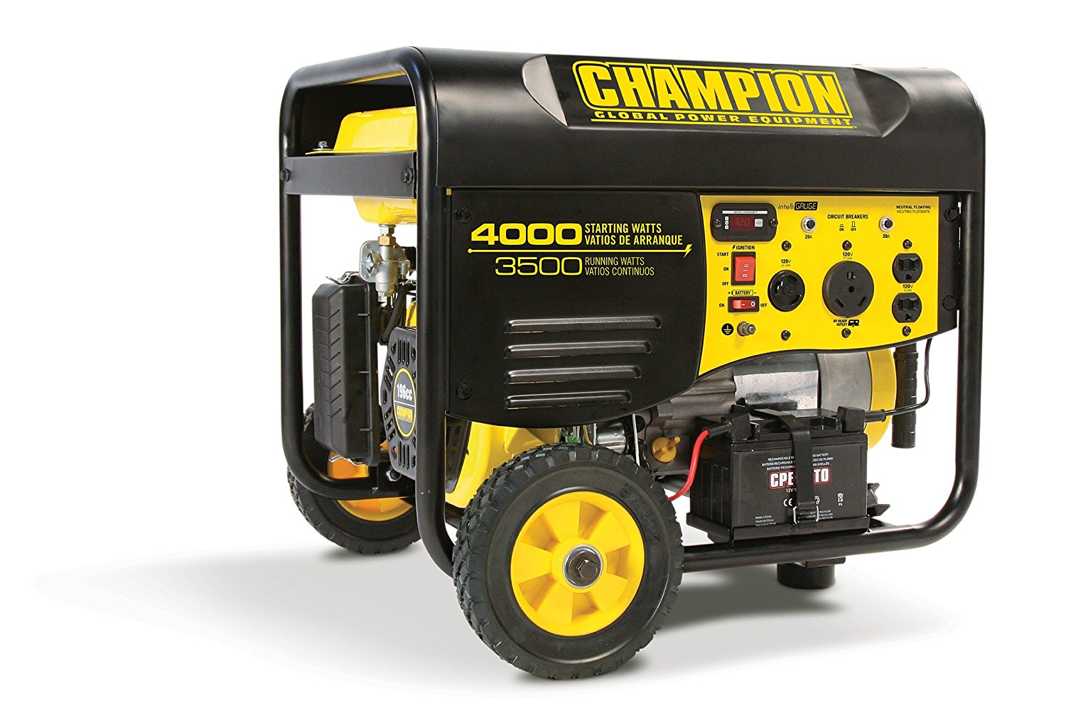 Champion Power Equipment RV Ready Portable Generator