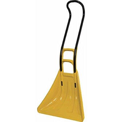Ergonomic-Poly-Combo-Snow-Shovel