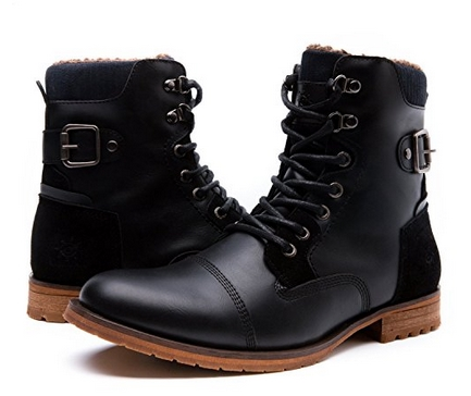 Toe-Winter-Ankle-Combat-Boot
