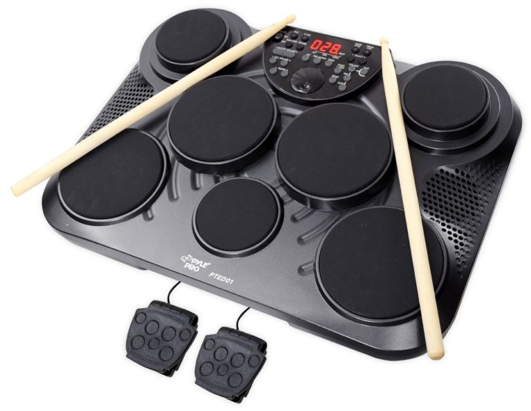 Pyle-Pro-PTED01-Electronic-Table-Digital-Drum