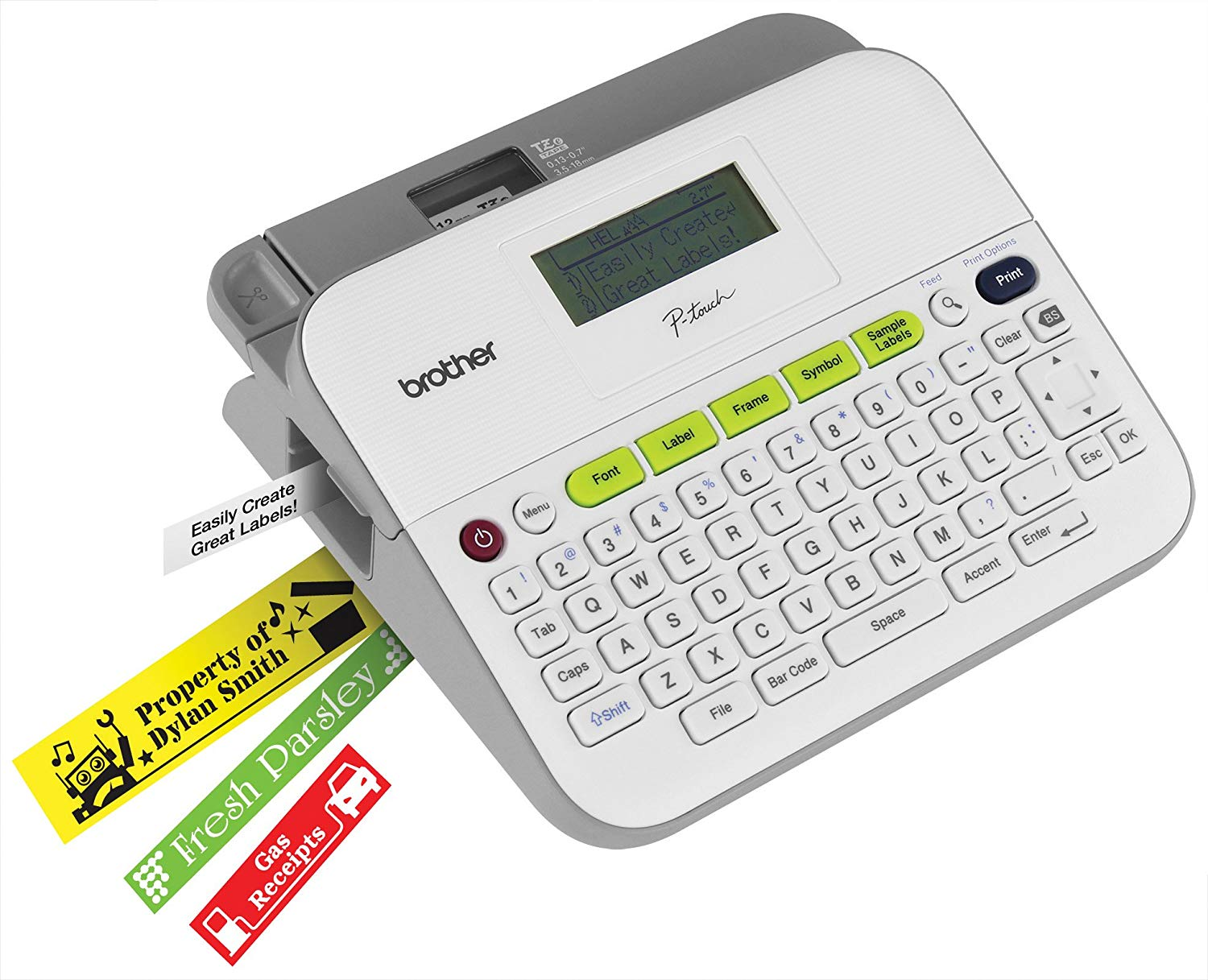 Brother PTD400AD Label Maker